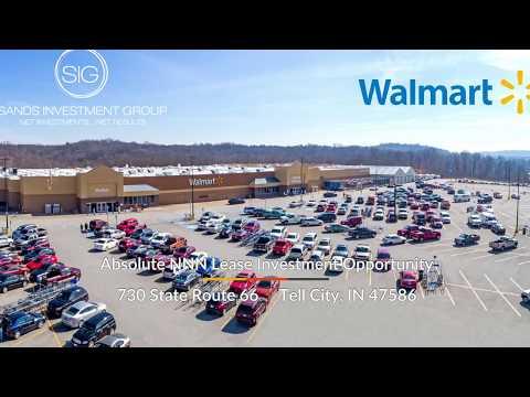 Walmart - Tell City, IN