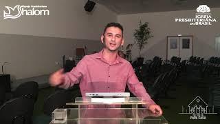 Lugar de Perdão e Aceitação (10/03/2020)   Charles Wesley Santana