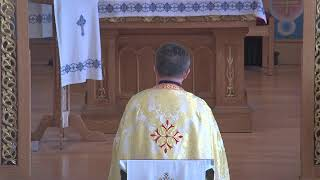 (ENG) Oct 18 Divine Liturgy
