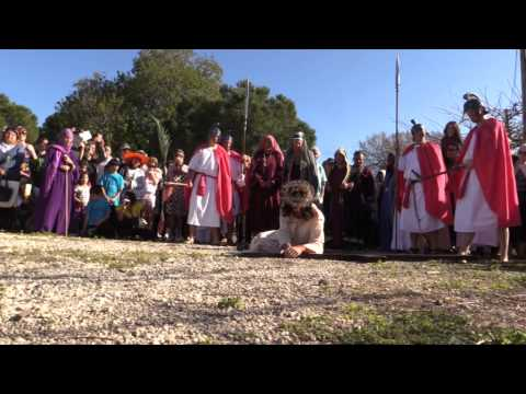The Passion Play - Cyprus 2015