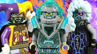 LEGO NEXO KNIGHTS THE MOVIE - PART 5 - DAWN OF STONE CLAY