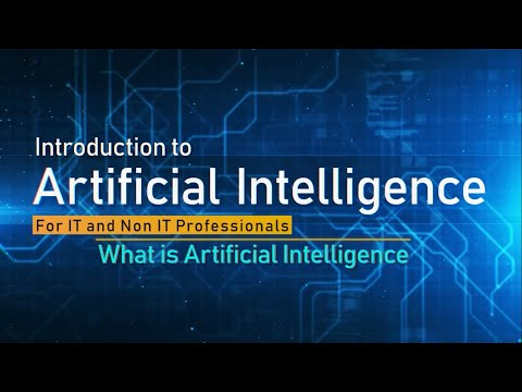 Lesson 2  What is artificial intelligence AI