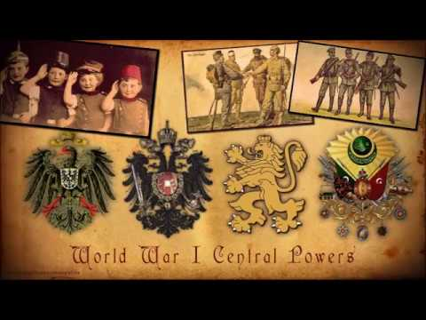Anthems of the CENTRAL POWERS