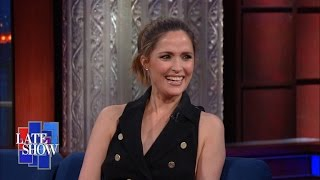 Rose Byrne Might Be Lying About Being Australian