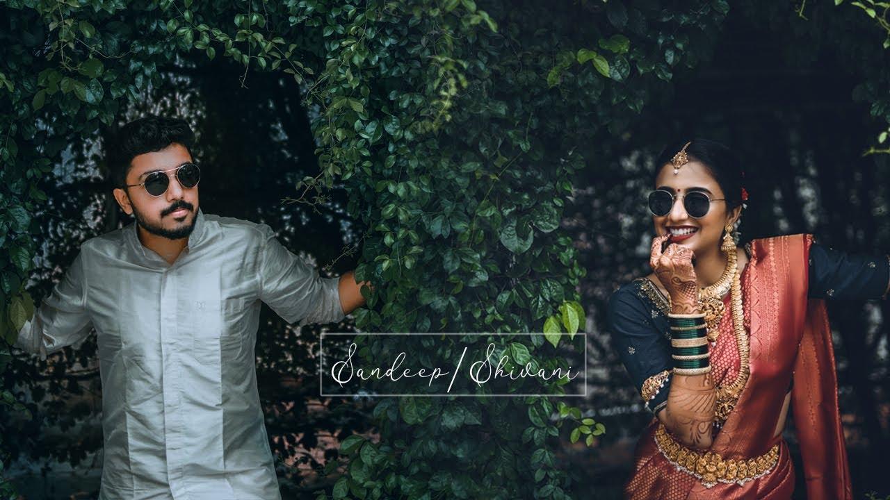 Miss India & Mr Nambooz || Shivani + Sandeep ||