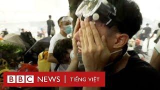 Vì sao biểu tình ở Hong Kong trở nên bạo lực? - BBC News Tiếng Việt