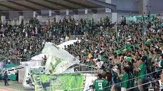 サッカーJリーグ 松本山雅の応援。チャント『族』 オレ!オレ!俺達 松...