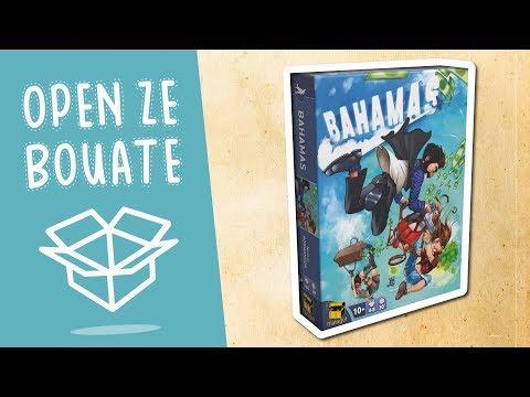 BAHAMAS - Open Ze Bouate