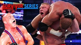 WWE Survivor Series 2017 Predictions & Last Minutes Thoughts!