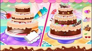 Sweet Bakery Chef Mania: Baking Games For Girls - New Cooking Games - Android GamePlay FHD screenshot 2