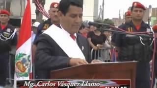191 Aniversario de la Independencia del Peru - MDVLH