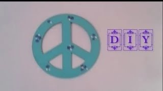 DIY Signo de la Paz // Peace Sign Thumbnail