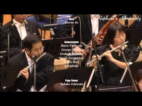 YOSHIKI - Tears LIVE 2002
