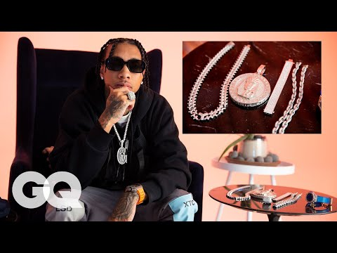 Lady Ray - Tyga Used to Rock Fake Chains But Check out How ICED Out He Is Now (VID)