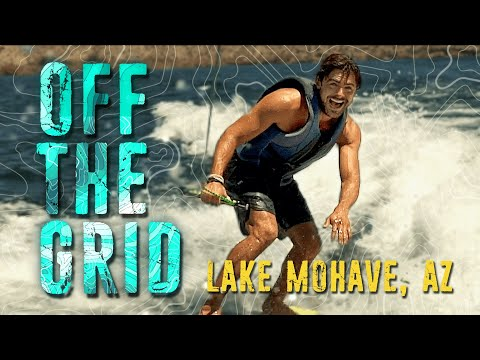 We Spent 96 Hours In The Desert… | Off The Grid w/ Zac Efron