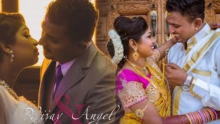 Vijay & Angel (Wedding Photo Montage)