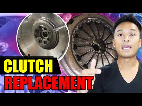 Tacoma Clutch Replacement (+ Flywheel & Rear Main Seal) How To