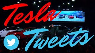Model Y, Tesla Pickup Truck Teaser, Model 3 in UK, & 2019.8.2 - Tesla Tweets