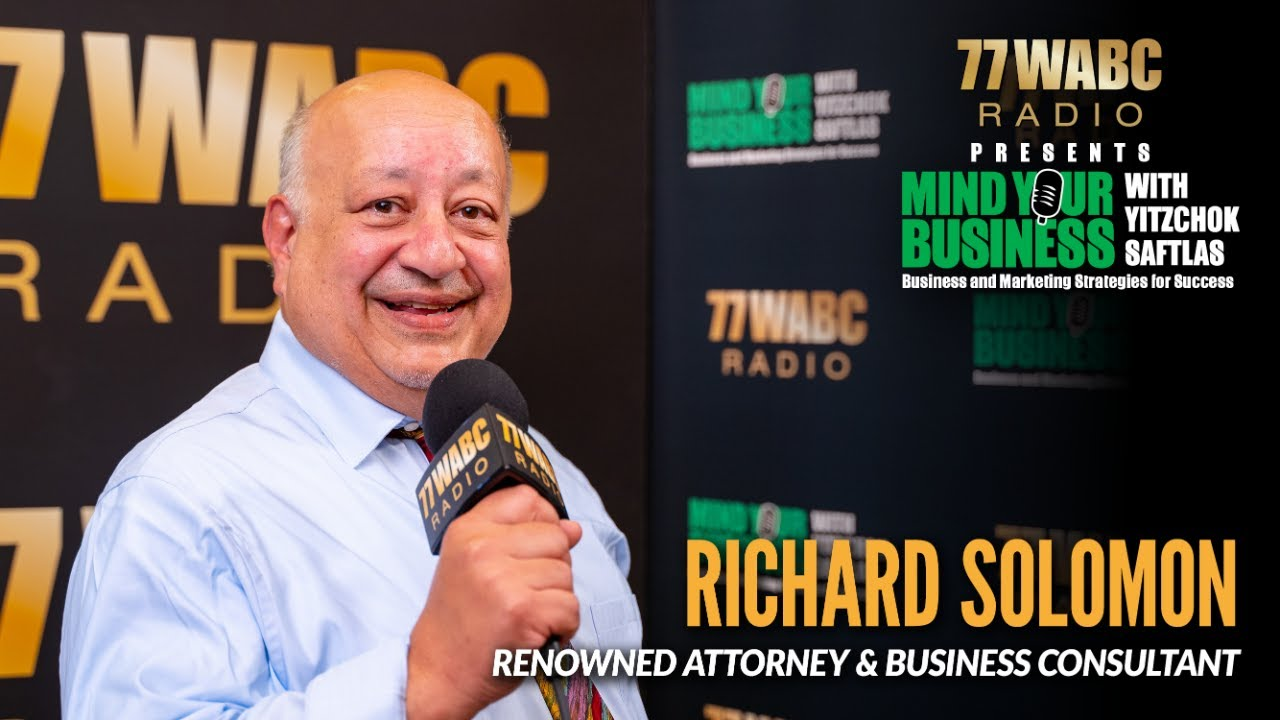 How to keep your business thriving - Richard Solomon full interview