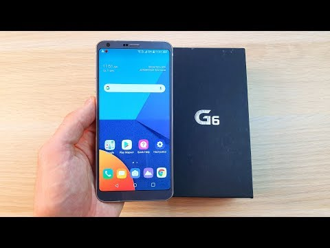 LG G6 - ЛУЧШИЙ ТЕЛЕФОН ЗА 6000 РУБЛЕЙ С ALIEXPRESS!