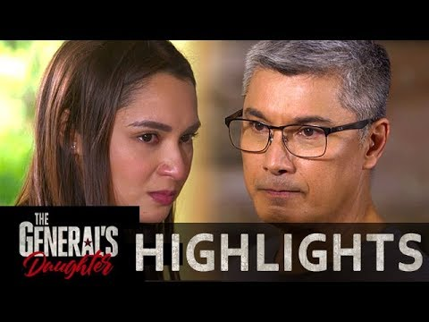 Marcial gets mad at Jessie for blaming Rhian   The General's Daughter