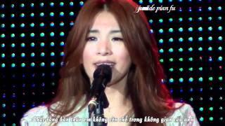 [Vietsub + Kara] Hai Shi Yao Xing Fu Live - Tian Fu Zhen {by GiaGia} [720HD]