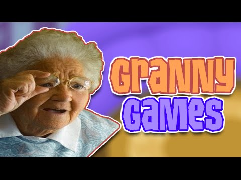 Animal Jam TV: Granny Games!