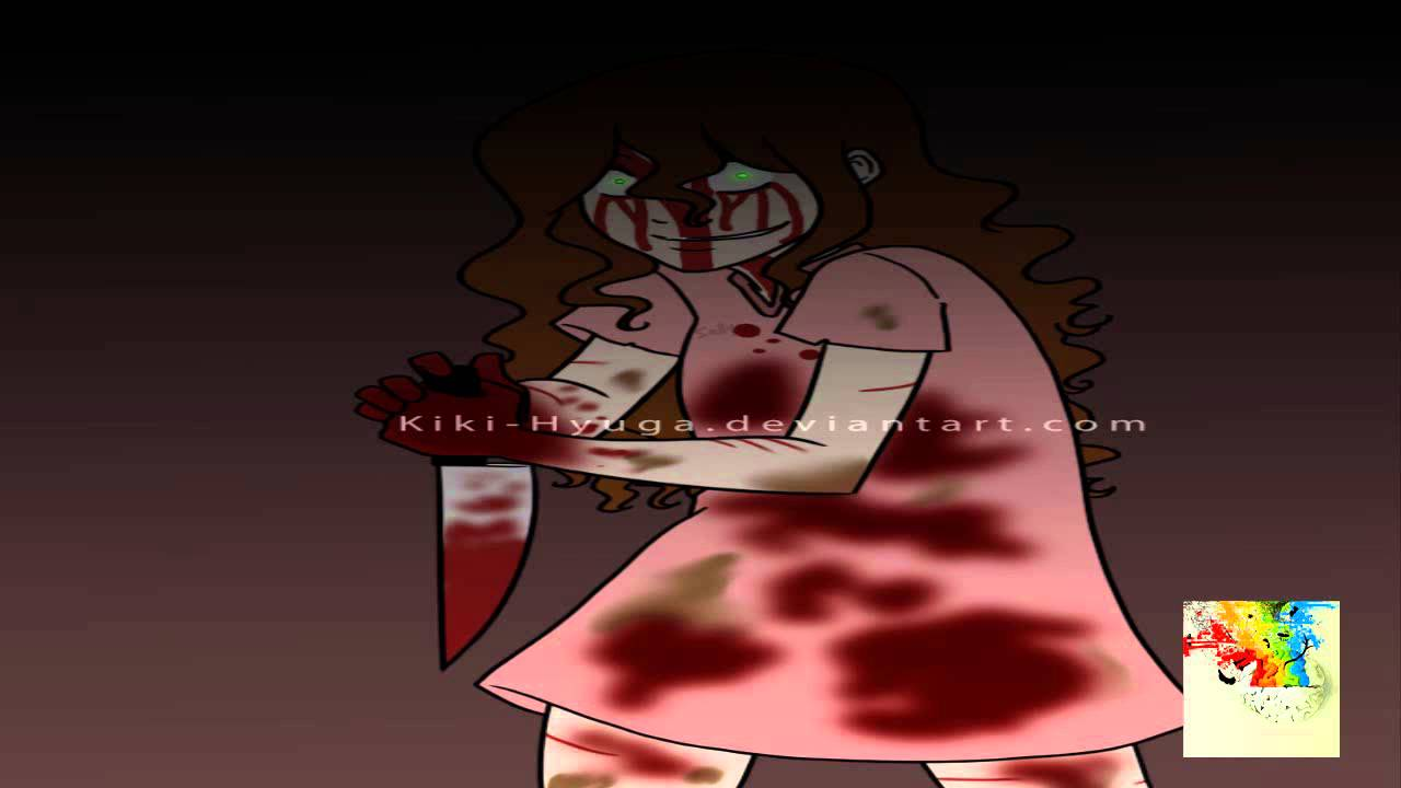 creepypasta de sally 191quieres jugar conmigo youtube