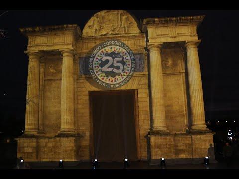 ¿Quieres conocer el mapping sobre los 25 años del Casco como Patrimonio?