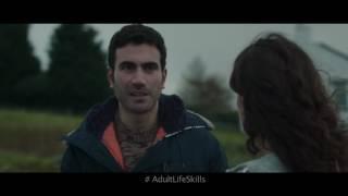 Brendan's pink shorts - Adult Life Skills film clip