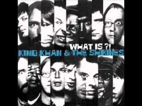 king khan and the shrines - welfare bread