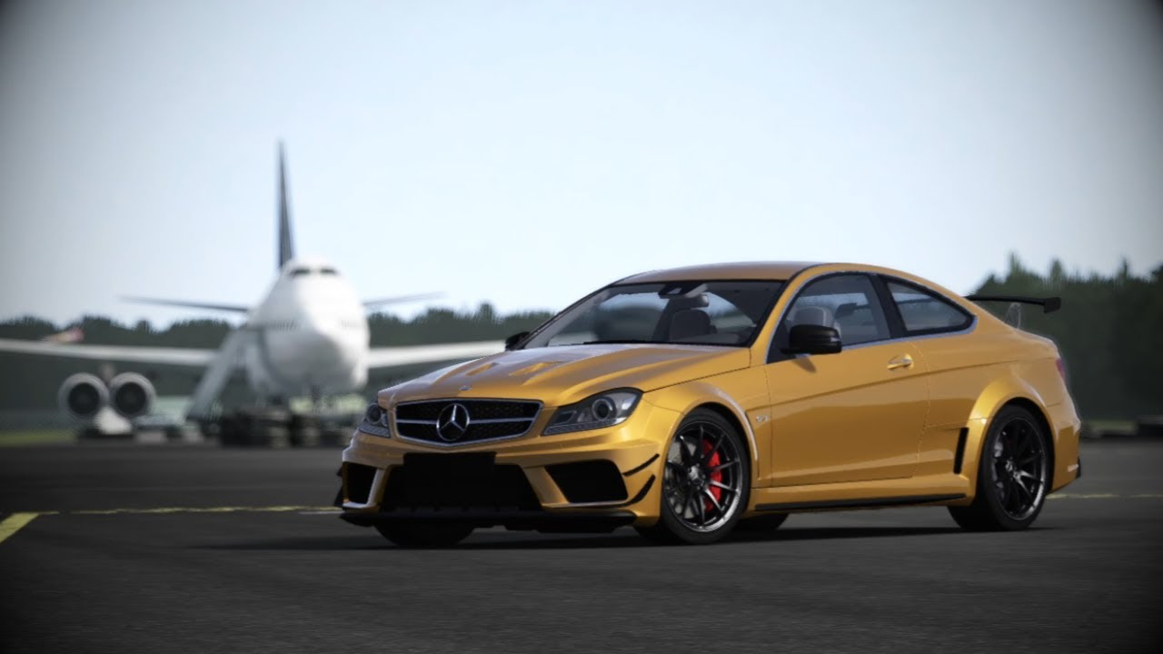 Forza Motorsport 4 Mercedes C63 Amg Black Series At Top