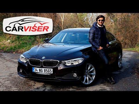 BMW 418i Gran Coupe Test Sürüşü - Review (English subtitled)