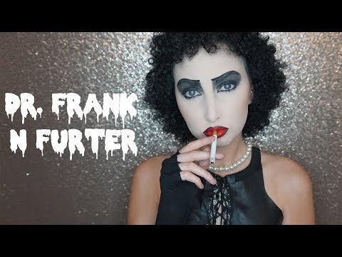 Dr. Frank N Furter Makeup