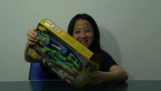 LEGO Creator Rocket Rally Car Review!