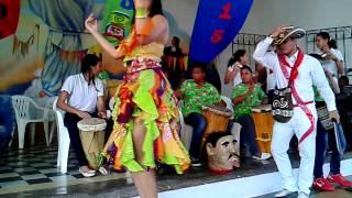 Lectura del Bando del Carnaval del Instituto La Salle - Barranquilla
