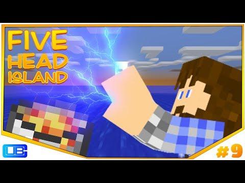 Infinite Lava Power! (RF) | Five Head Island | #9