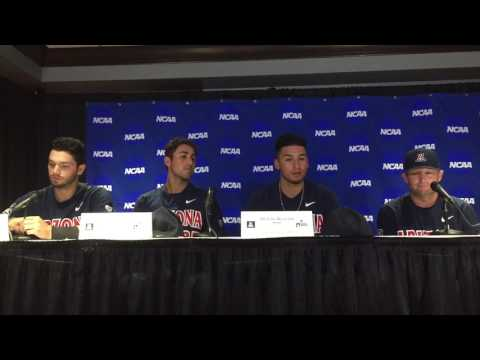 Watch: Arizona Wildcats react to extra-inning win over Delaware
