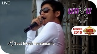 Live Konser ~ Ungu - Saat Indah Bersamamu @Cirebon, 26 September 2010