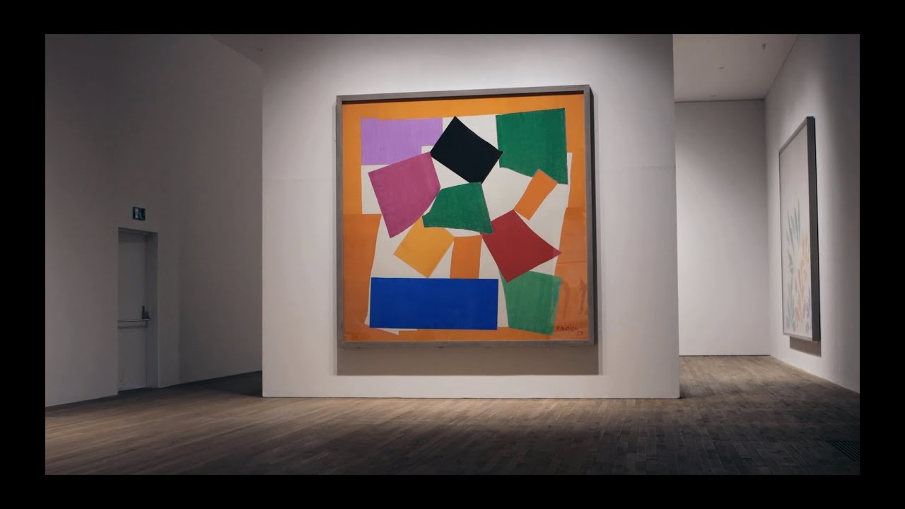 new arrival f343d 65dfc EXHIBITION ON SCREEN  Matisse from MoMA and Tate Modern