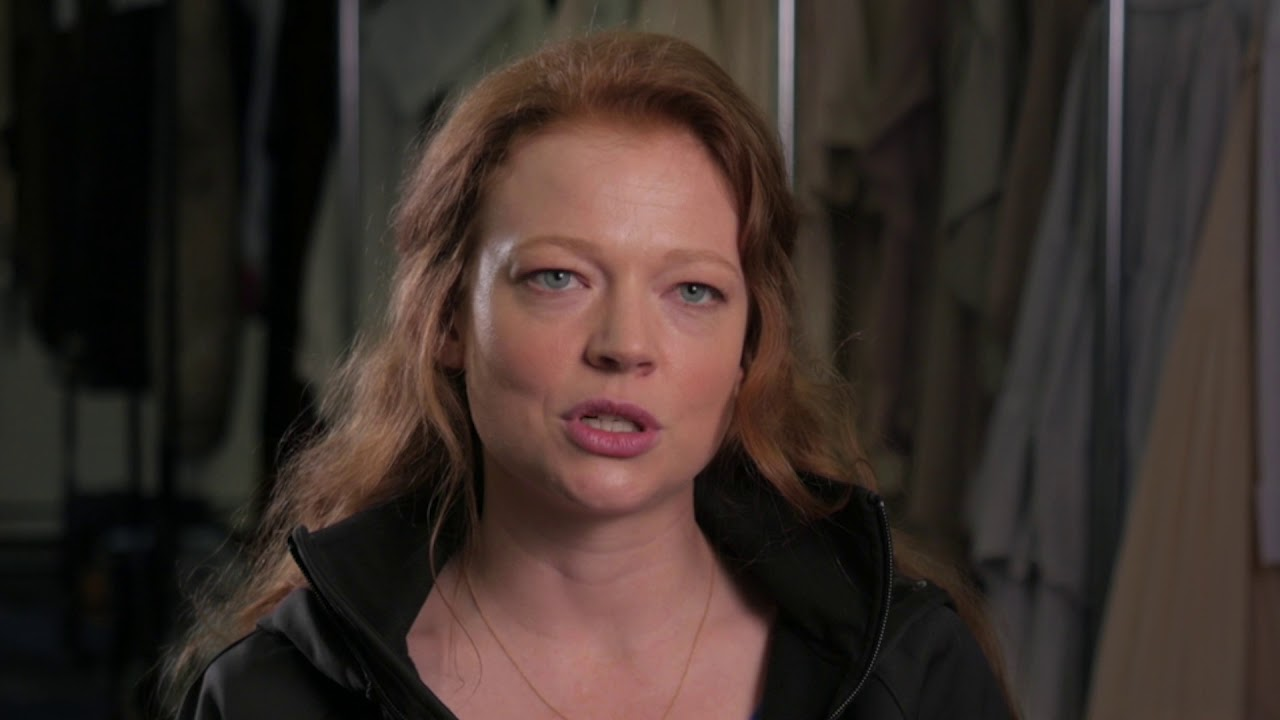 Watch Sarah Snook video