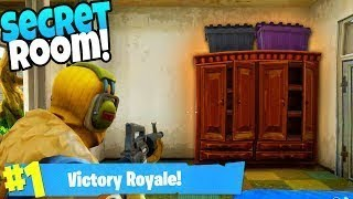 (THE NEW UPDATED MAP) HIDDEN CHEST AREAS IN FORTNITE BATTLE ROYALE !!!