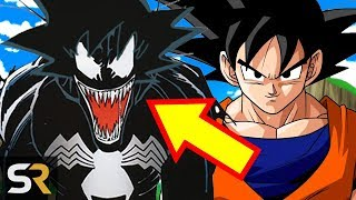 10 Marvel/DC-Schurken, die Gehören In Dragon Ball Z