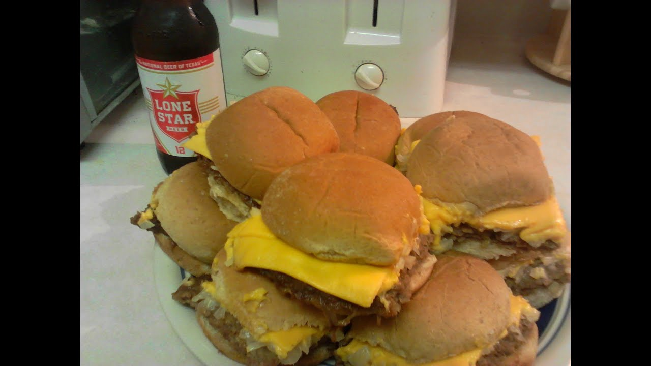 Image result for white castle burgers