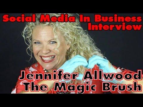 The Magic Brush - Social Media In Business