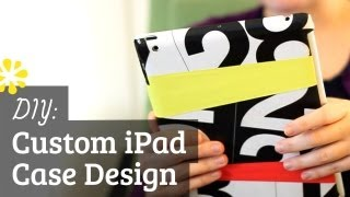DIY iPad Case Design