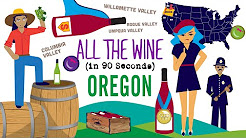 Oregon Wine in 90 Seconds