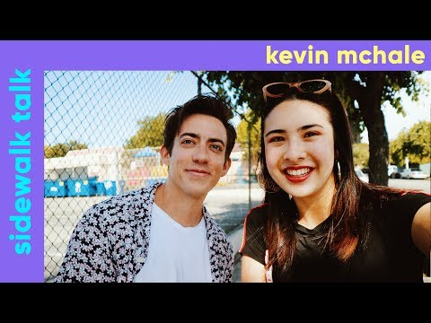 KEVIN MCHALE Interview- In Glee, Coming Out Accidentally, Releasing Music, Being In Katy Perry Mv