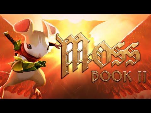 Moss : Book II - Official Trailer