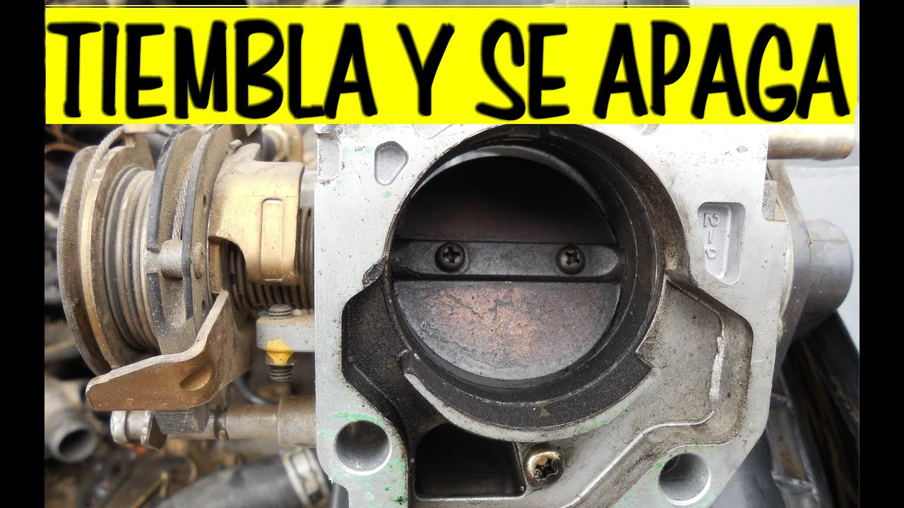 Auto Que Tiembla Y Se Apaga Aveces Tips De Diagnostico